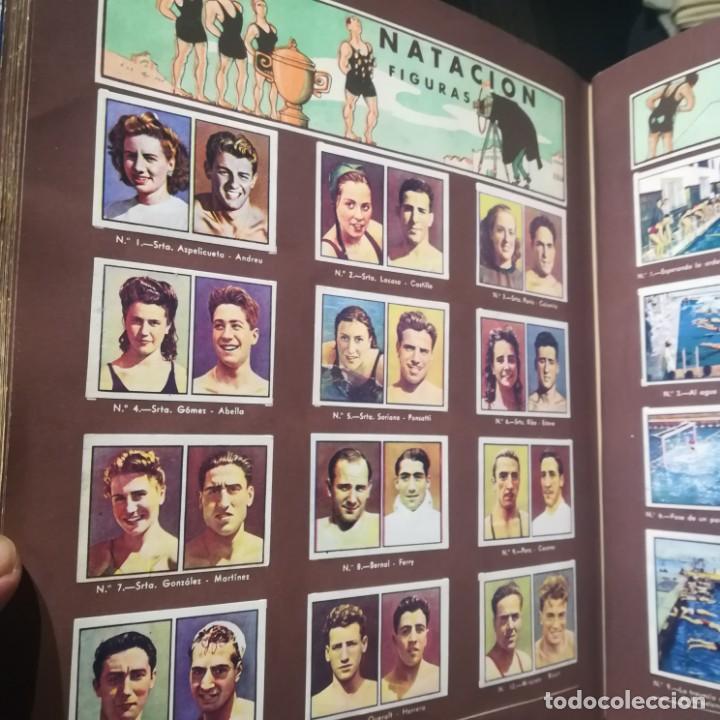 Coleccionismo Álbumes: GALLINA BLANCA- 2 ALBUMS- Nº 1 COMPLETO ,Nº 2 A FALTA DE 9 CROMOS-MUY BUEN ESTADO-VER FOTOS - Foto 4 - 165119974