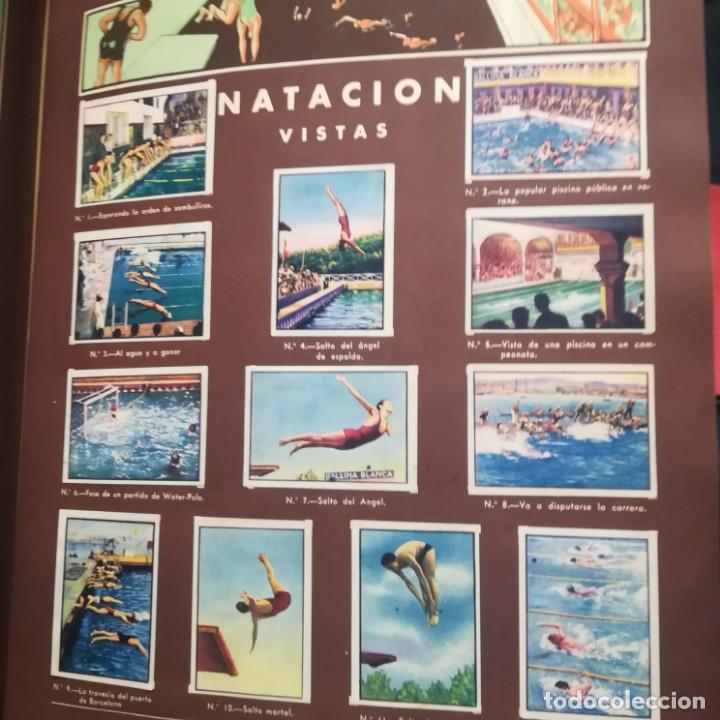Coleccionismo Álbumes: GALLINA BLANCA- 2 ALBUMS- Nº 1 COMPLETO ,Nº 2 A FALTA DE 9 CROMOS-MUY BUEN ESTADO-VER FOTOS - Foto 5 - 165119974