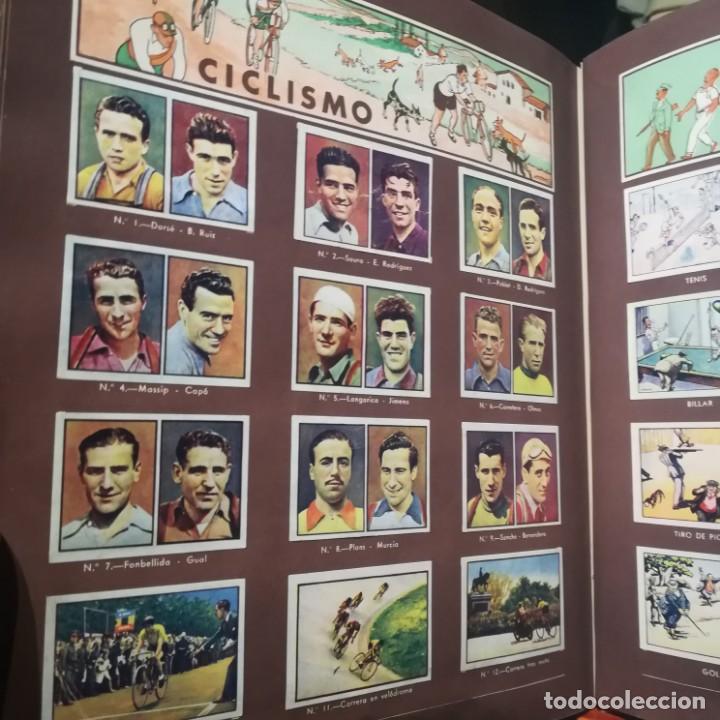 Coleccionismo Álbumes: GALLINA BLANCA- 2 ALBUMS- Nº 1 COMPLETO ,Nº 2 A FALTA DE 9 CROMOS-MUY BUEN ESTADO-VER FOTOS - Foto 6 - 165119974