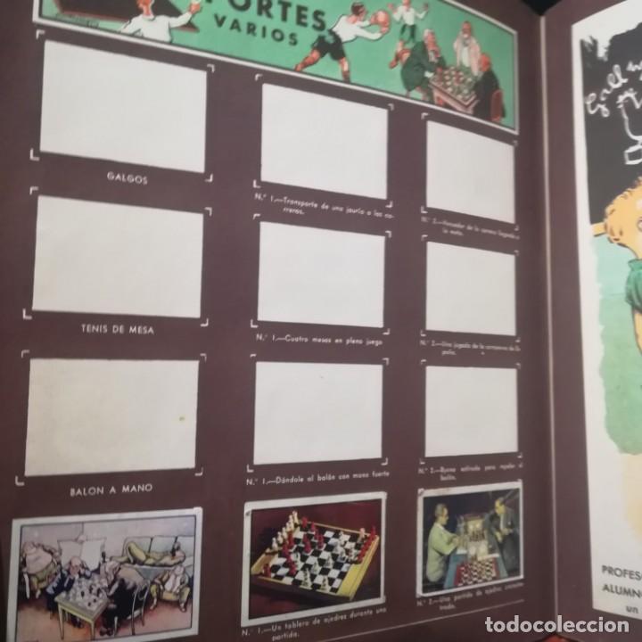 Coleccionismo Álbumes: GALLINA BLANCA- 2 ALBUMS- Nº 1 COMPLETO ,Nº 2 A FALTA DE 9 CROMOS-MUY BUEN ESTADO-VER FOTOS - Foto 8 - 165119974
