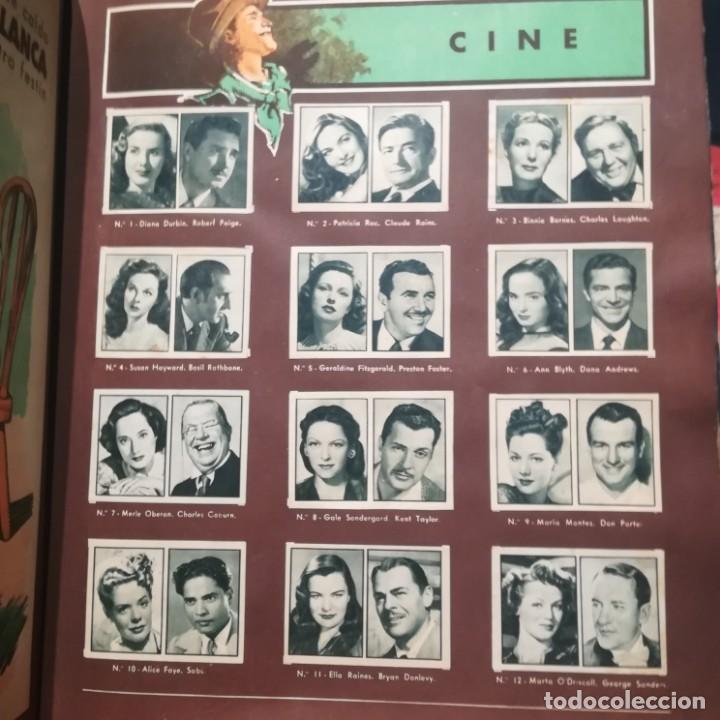 Coleccionismo Álbumes: GALLINA BLANCA- 2 ALBUMS- Nº 1 COMPLETO ,Nº 2 A FALTA DE 9 CROMOS-MUY BUEN ESTADO-VER FOTOS - Foto 9 - 165119974