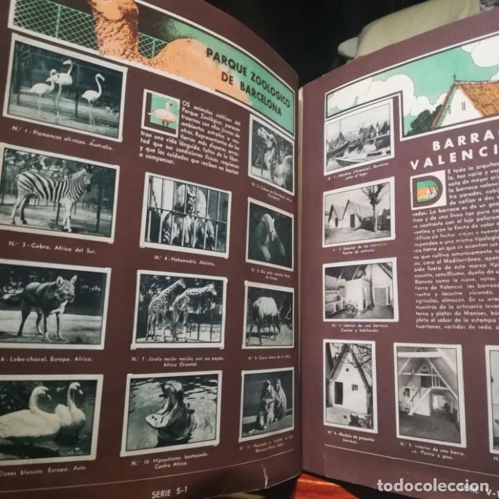 Coleccionismo Álbumes: GALLINA BLANCA- 2 ALBUMS- Nº 1 COMPLETO ,Nº 2 A FALTA DE 9 CROMOS-MUY BUEN ESTADO-VER FOTOS - Foto 12 - 165119974