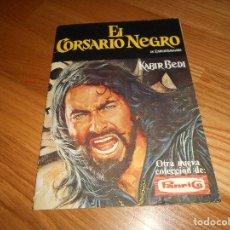 Coleccionismo Álbumes: EL CORSARIO NEGRO PANRICO IMPECABLE FALTAN 3 CROMOS. Lote 165322466