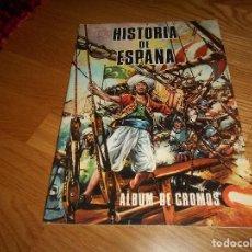 Coleccionismo Álbumes: ALBUM HISTORIA DE ESPAÑA PETRONIO,COMPLETO. Lote 165332398