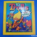 Coleccionismo Álbumes: ALBUM VACIO DE PECA TROLLS AÑO 1993 DE EDICIONES ESTE. Lote 166851606