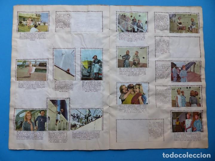 Coleccionismo Álbumes: ALBUM CROMOS RUMBO A RIO, MARISOL - LE FALTAN 43 CROMOS - ED. FHER - VER DESCRIPCION Y FOTOS - Foto 6 - 166862464