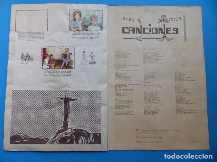 Coleccionismo Álbumes: ALBUM CROMOS RUMBO A RIO, MARISOL - LE FALTAN 43 CROMOS - ED. FHER - VER DESCRIPCION Y FOTOS - Foto 14 - 166862464