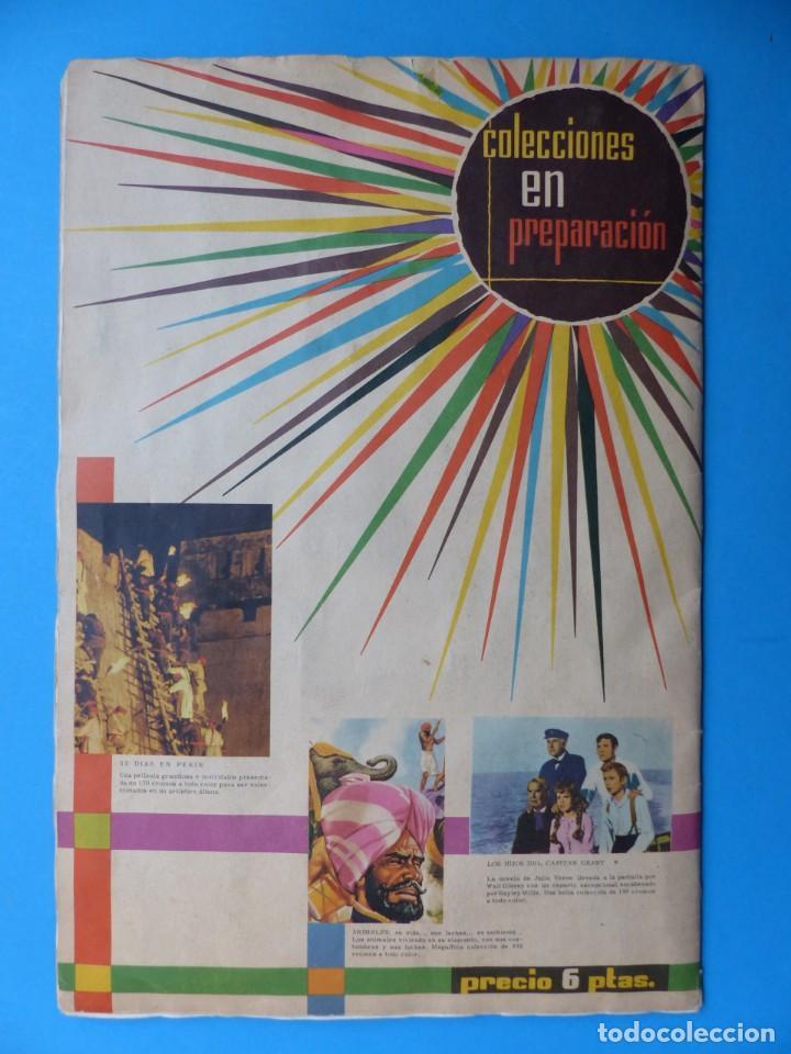 Coleccionismo Álbumes: ALBUM CROMOS RUMBO A RIO, MARISOL - LE FALTAN 43 CROMOS - ED. FHER - VER DESCRIPCION Y FOTOS - Foto 15 - 166862464