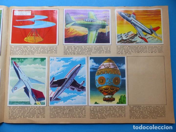 Coleccionismo Álbumes: ALBUM CROMOS LA NATURALEZA Y EL HOMBRE - LE FALTAN 34 CROMOS - ED. MAGA - VER DESCRIPCION Y FOTOS - Foto 9 - 166864688