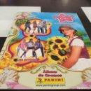 Coleccionismo Álbumes: PATITO FEO ( SOLO FALTAN 12 CROMOS DEL PÓSTER CENTRAL ) ENVÍO INCLUIDO . Lote 166917520