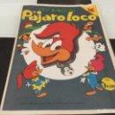 Coleccionismo Álbumes: PÁJARO LOCO ÁLBUM PLANCHA VACÍO (ENVÍO INCLUIDO) (VENEZUELA ). Lote 166922028