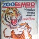Coleccionismo Álbumes: ZOOBIMBO ALBUM CON 126 DE LOS 130 CROMOS. ZOO BIMBO. Lote 166972808