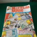 Coleccionismo Álbumes: ALBUN DE CROMOS BILLETES DEL MUNDO. Lote 167688930