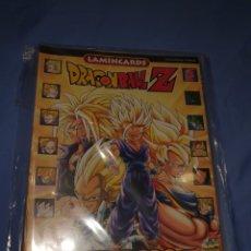 Coleccionismo Álbumes - Álbum lamincards Dragon Ball Z serie oro - 168229737