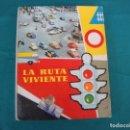 Coleccionismo Álbumes: ALBUM NESTLÉ LA RUTA VIVIENTE. Lote 168296380