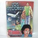 Coleccionismo Álbumes: 71 CROMOS + ALBUM LOS RECORDS EDITORIAL ROS 1989 ¡¡VER LISTADO¡¡ - COLECCION CROMO ALBUN. Lote 168782960