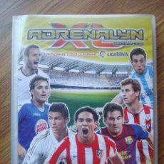 Coleccionismo Álbumes: ADRENALYN TRADING CARD GAME LIGA BBVA 2011-12 (PANINI) 144 TARJETAS. Lote 171326674