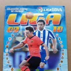 Coleccionismo Álbumes: ALBUM DE CROMOS LA LIGA 2009/2010,INCOMPLETO. Lote 172926440