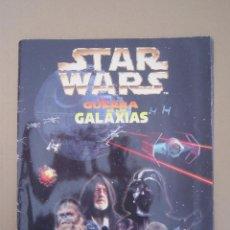 Coleccionismo Álbumes: ALBUM DE CROMOS - STAR WARS (LA GUERRA DE LAS GALAXIAS) - 1997 - PANINI. Lote 173409520