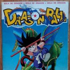 Coleccionismo Álbumes: BOLA DE DRAGÓN. DRAGON BALL. ÁLBUM INCOMPLETO. PANINI, 1986. Lote 173861115