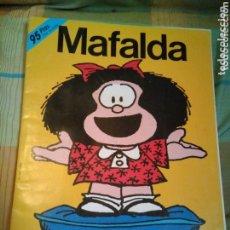 Coleccionismo Álbumes: ÀLBUM CROMOS MAFALDA. Lote 173904147