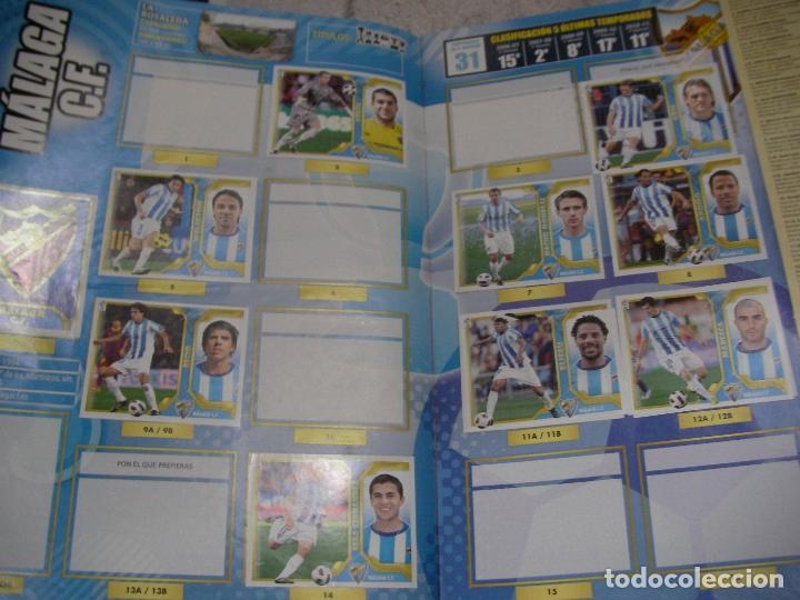 Coleccionismo Álbumes: ALBUM CROMOS FUTBOL. LIGA 11 - 12 - Foto 2 - 174041458