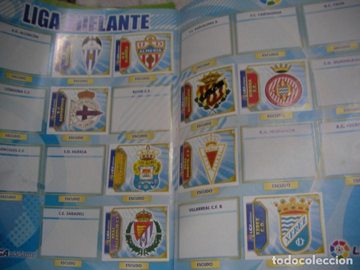 Coleccionismo Álbumes: ALBUM CROMOS FUTBOL. LIGA 11 - 12 - Foto 4 - 174041458