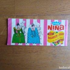 Coleccionismo Álbumes: ALBUM CHICLES NIÑA. Lote 174532094