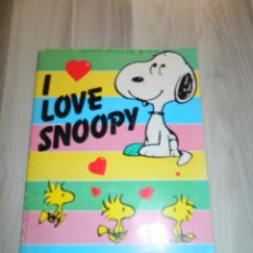 Coleccionismo Álbumes: SNOOPY PANINI AÑOS 80. Lote 174999369