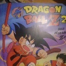 Coleccionismo Álbumes: DRAGON BALL Z 2. Lote 175216697
