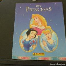 Coleccionismo Álbumes: ALBUM PRINCESAS DE PANINI. Lote 176079445