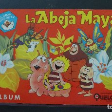 Collectionnisme Albums: ALBUM LA ABEJA MAYA DE QUELCOM. Lote 176079798