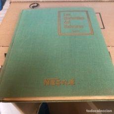 Coleccionismo Álbumes: ÁLBUM DE CROMOS LAS MARAVILLAS DEL UNIVERSO, FALTA UN CROMO. Lote 176252189