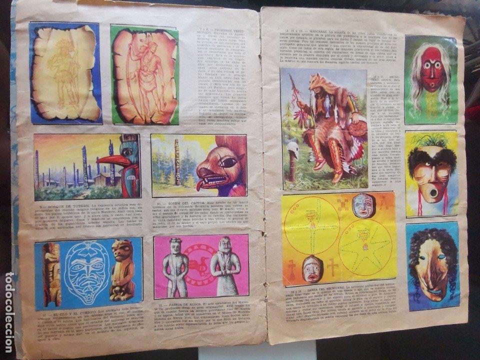 Coleccionismo Álbumes: ÁLBUM CROMOS LEJANO OESTE 2 ED. GENERALES FALTAN 2 CROMOS - Foto 3 - 176266264