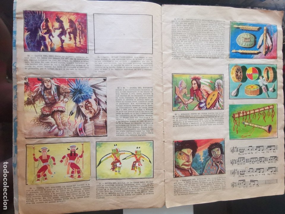 Coleccionismo Álbumes: ÁLBUM CROMOS LEJANO OESTE 2 ED. GENERALES FALTAN 2 CROMOS - Foto 4 - 176266264