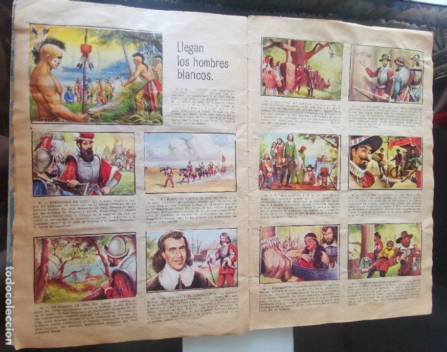 Coleccionismo Álbumes: ÁLBUM CROMOS LEJANO OESTE 2 ED. GENERALES FALTAN 2 CROMOS - Foto 9 - 176266264