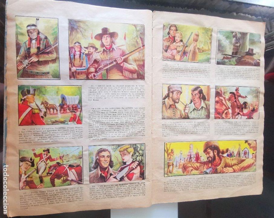 Coleccionismo Álbumes: ÁLBUM CROMOS LEJANO OESTE 2 ED. GENERALES FALTAN 2 CROMOS - Foto 11 - 176266264