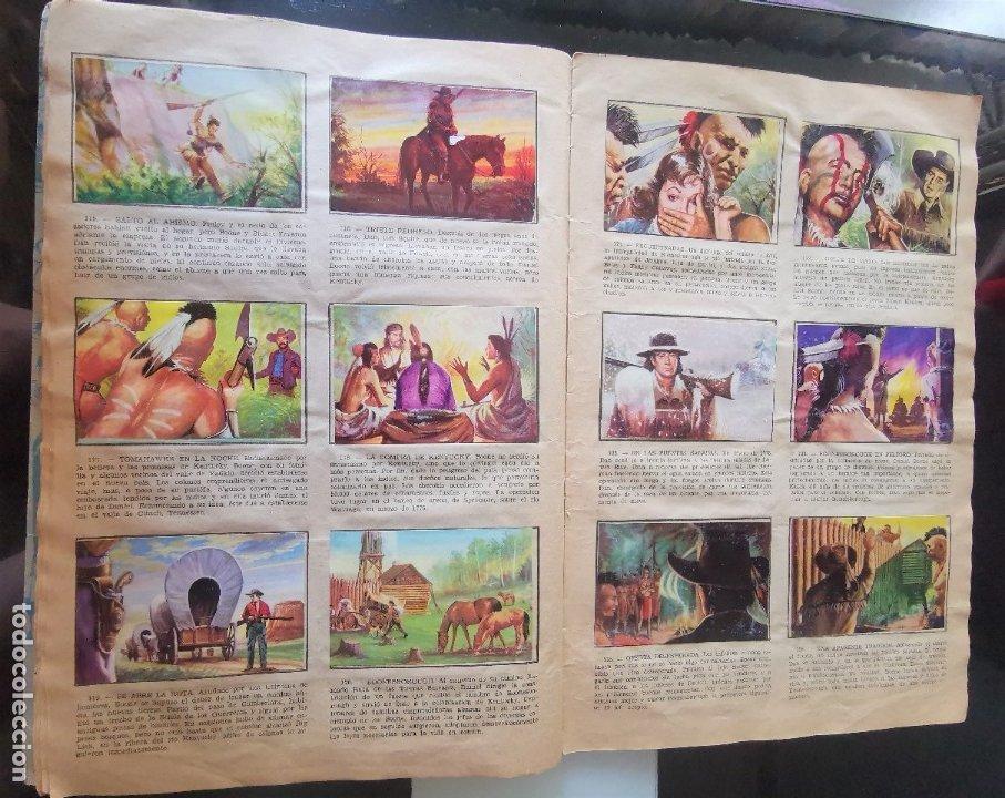Coleccionismo Álbumes: ÁLBUM CROMOS LEJANO OESTE 2 ED. GENERALES FALTAN 2 CROMOS - Foto 12 - 176266264