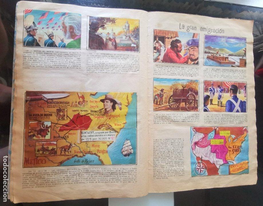 Coleccionismo Álbumes: ÁLBUM CROMOS LEJANO OESTE 2 ED. GENERALES FALTAN 2 CROMOS - Foto 14 - 176266264