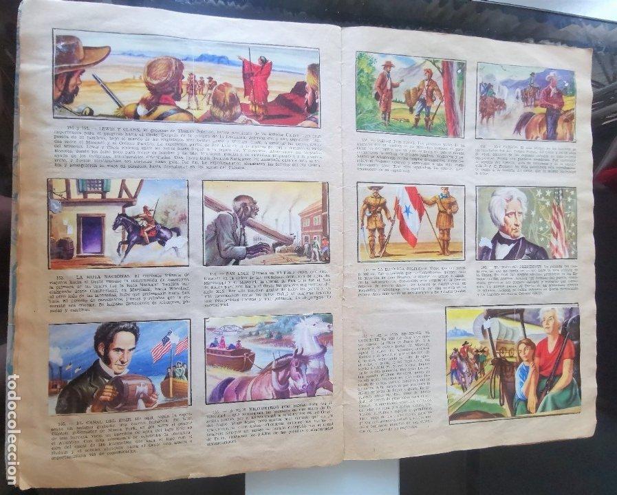 Coleccionismo Álbumes: ÁLBUM CROMOS LEJANO OESTE 2 ED. GENERALES FALTAN 2 CROMOS - Foto 15 - 176266264
