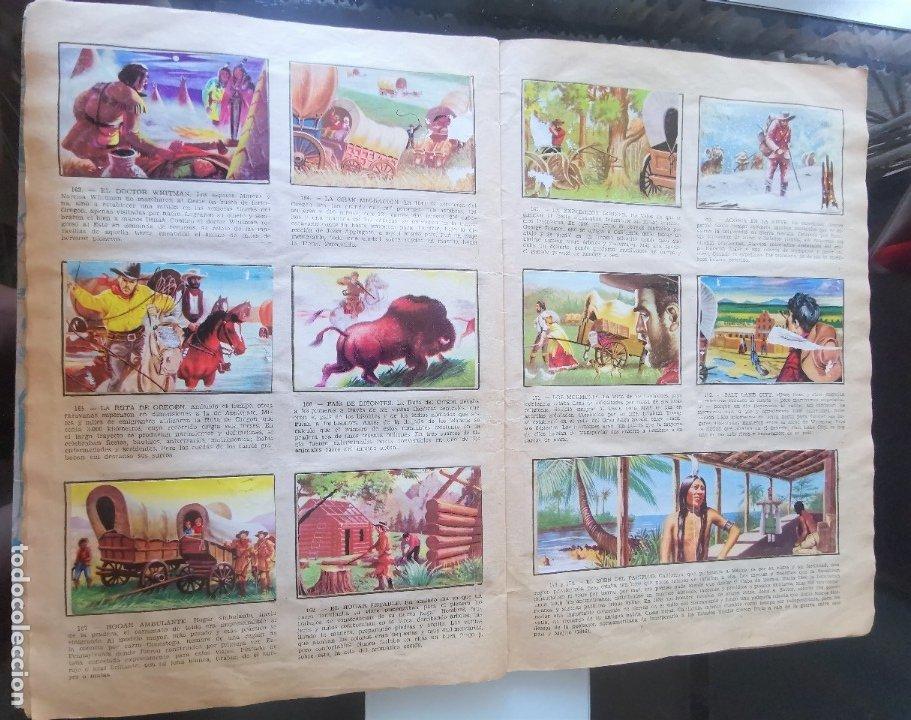 Coleccionismo Álbumes: ÁLBUM CROMOS LEJANO OESTE 2 ED. GENERALES FALTAN 2 CROMOS - Foto 16 - 176266264