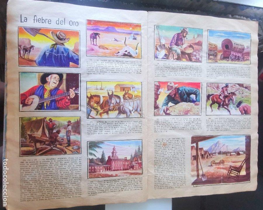 Coleccionismo Álbumes: ÁLBUM CROMOS LEJANO OESTE 2 ED. GENERALES FALTAN 2 CROMOS - Foto 17 - 176266264