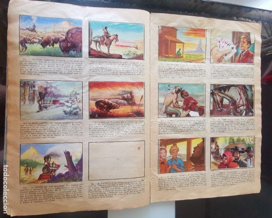 Coleccionismo Álbumes: ÁLBUM CROMOS LEJANO OESTE 2 ED. GENERALES FALTAN 2 CROMOS - Foto 20 - 176266264