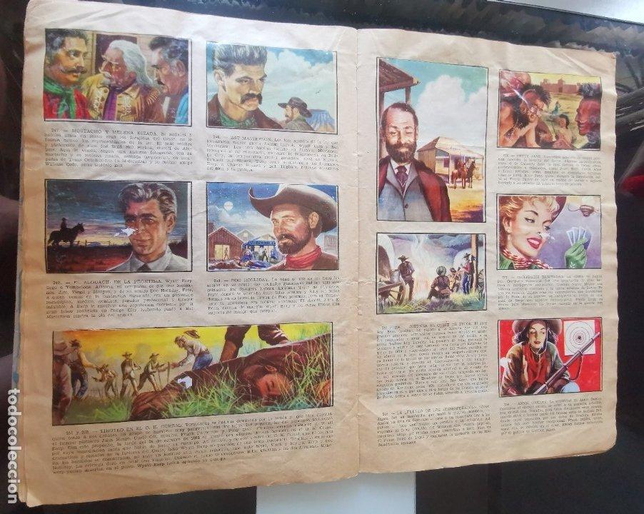 Coleccionismo Álbumes: ÁLBUM CROMOS LEJANO OESTE 2 ED. GENERALES FALTAN 2 CROMOS - Foto 23 - 176266264