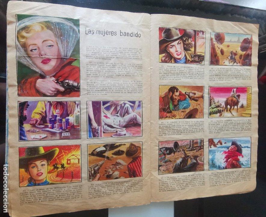 Coleccionismo Álbumes: ÁLBUM CROMOS LEJANO OESTE 2 ED. GENERALES FALTAN 2 CROMOS - Foto 24 - 176266264