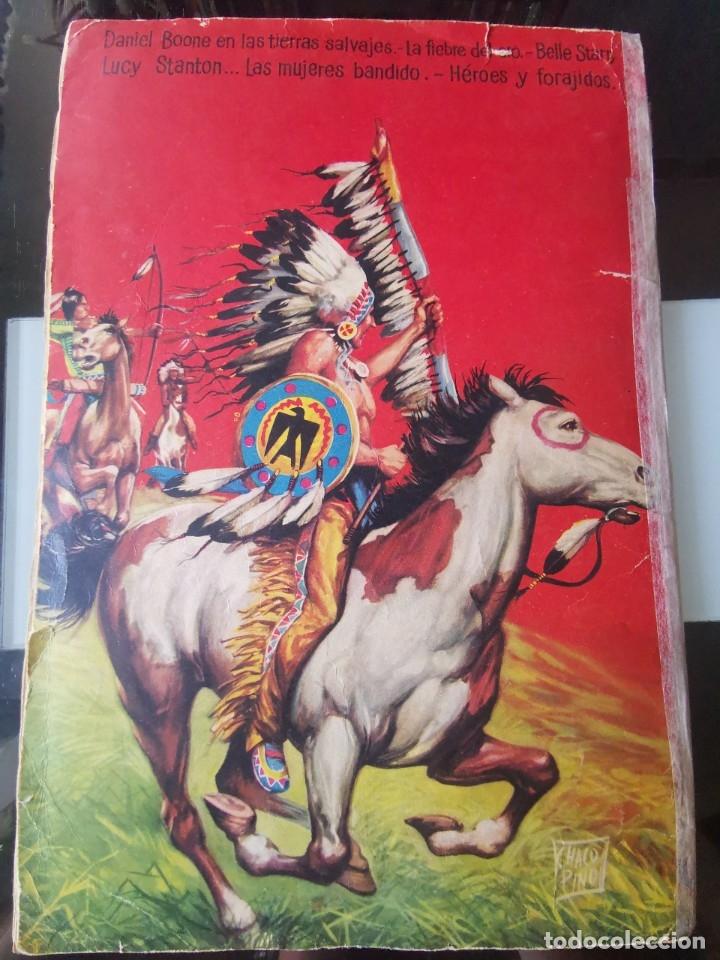 Coleccionismo Álbumes: ÁLBUM CROMOS LEJANO OESTE 2 ED. GENERALES FALTAN 2 CROMOS - Foto 27 - 176266264