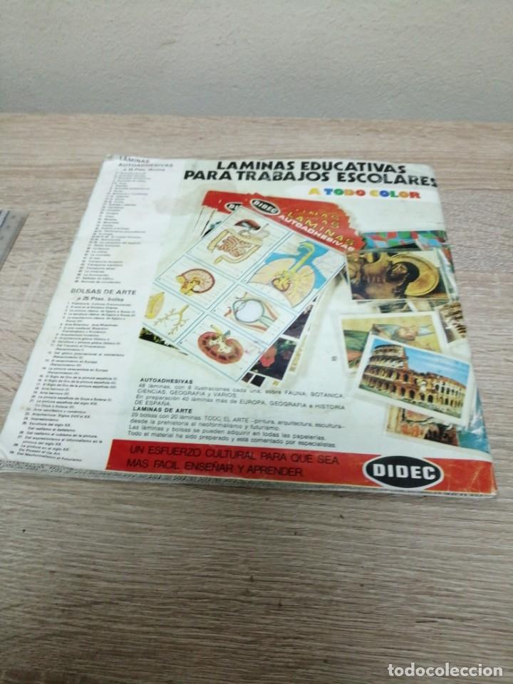 Coleccionismo Álbumes: ALBUM DINERO DE TODOS, LOS PAÍSES FALTAN, DOS CROMOS - Foto 4 - 176394768