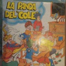 Coleccionismo Álbumes: LA PANDA DEL COLE. Lote 176511240