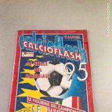Coleccionismo Álbumes: ALBUM PLANCHA CALCIOFLASH 95. Lote 177509517