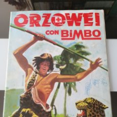 Coleccionismo Álbumes: ÁLBUM CROMOS PANRICO BIMBO ORZOWEI. Lote 177756863